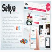 قالب Sellya برای اپن کارت