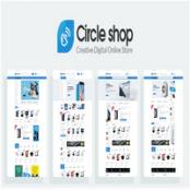 قالب CircleShop برای مجنتو