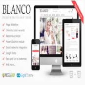 قالب Blanco برای مجنتو