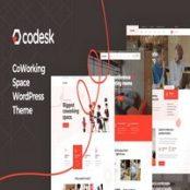 قالب Codesk برای وردپرس