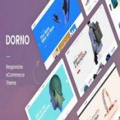 قالب Dorno برای اپن کارت