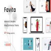 قالب Favita برای وردپرس