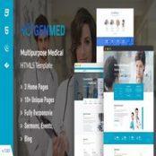 قالب HTML پزشکی Genmed