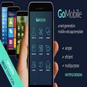 قالب Go Mobile
