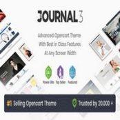 قالب Journal برای اپن کارت