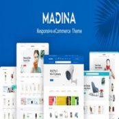 قالب Madina برای اپن کارت