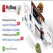 قالب MyShop راست چین برای اپن کارت