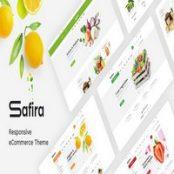 قالب Safira برای اپن کارت