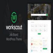 قالب WorkScout برای وردپرس