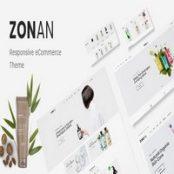 قالب Zonan برای پرستاشاپ
