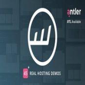 قالب Antler – قالب WHMCS و HTML هاست و میزبانی