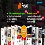 قالب Revo برای اپن کارت