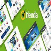 قالب Tienda برای پرستاشاپ