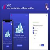قالب Wilio – قالب HTML نظرسنجی و ویزارد چندمنظوره