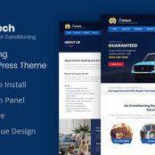 قالب Airtech برای وردپرس