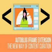 افزونه AutoBlog Iframe Extension برای وردپرس
