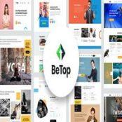 قالب BeTop برای وردپرس
