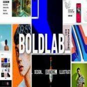 قالب خلاقانه Boldlab برای وردپرس