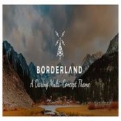 قالب Borderland برای وردپرس
