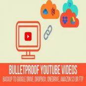 افزونه Bulletproof YouTube Videos برای وردپرس