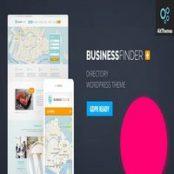 قالب Business Finder برای وردپرس