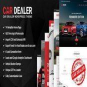 قالب Car Dealer راست چین برای وردپرس