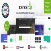 قالب CareerUp برای وردپرس