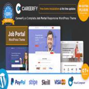 قالب Careerfy – قالب استخدام و کاریابی وردپرس