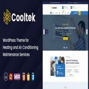 قالب CoolTek برای وردپرس