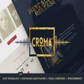قالب Croma برای وردپرس