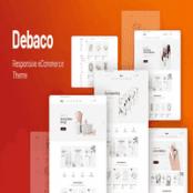 قالب Debaco برای وردپرس