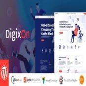 قالب Digixon برای وردپرس