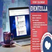 افزونه EventZilla برای دابلیو پی بیکری پیج بیلدر