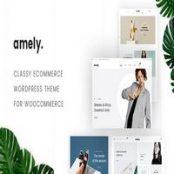 قالب فروشگاهی Amely برای وردپرس