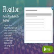 افزونه Floatton برای وردپرس