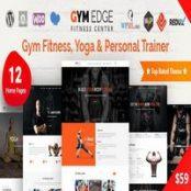 قالب Gym Edge راست چین برای وردپرس