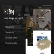 قالب Hozing برای وردپرس