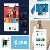 قالب Jobaria برای وردپرس