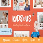 قالب Kids R Us راست چین برای وردپرس