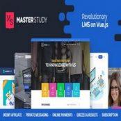 قالب Masterstudy برای وردپرس
