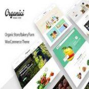قالب Organici راست چین برای وردپرس