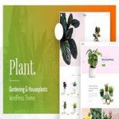 قالب Plant برای وردپرس