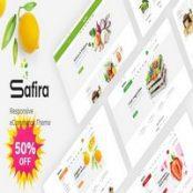 قالب Safira برای وردپرس