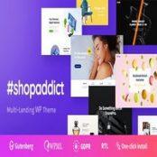 قالب Shopaddict راست چین برای وردپرس