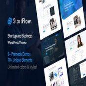 قالب Start Flow برای وردپرس
