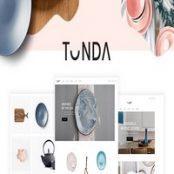 قالب فروشگاهی Tonda برای وردپرس