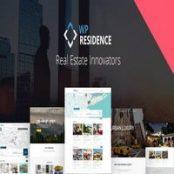 قالب WP Residence برای وردپرس