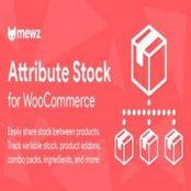 افزونه Attribute Stock بری ووکامرس