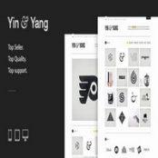 قالب Yin & Yang برای وردپرس