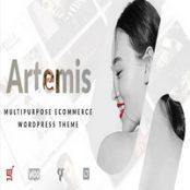 قالب Artemis – قالب چندمنظوره فروشگاهی وردپرس